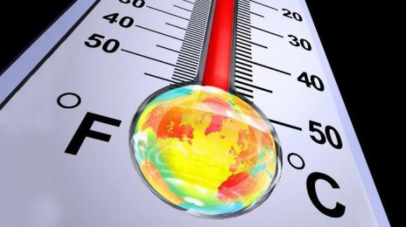 aumento temperature