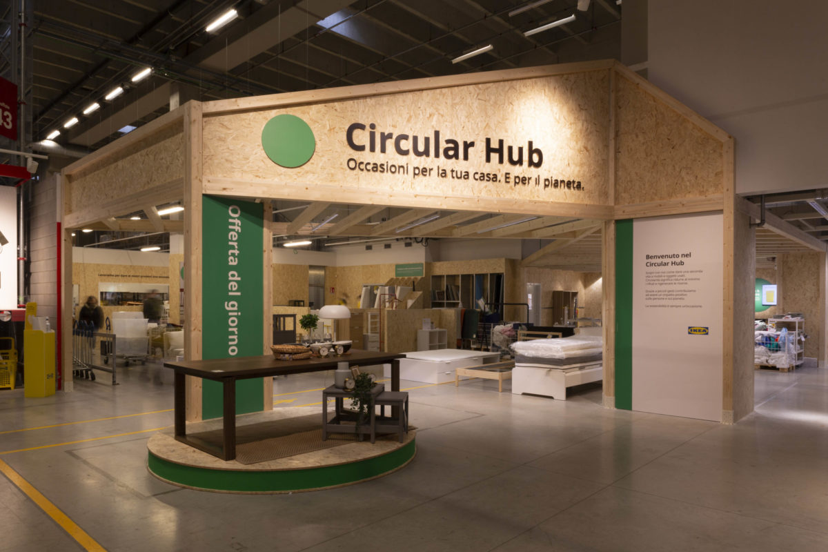 Circular Hub Ikea